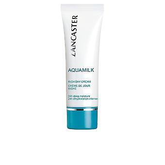 Lancaster Aquamilk Rich Cream tube 50 ml til kvinder