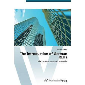 ロイシュナーフェリックスによるドイツ Reit の導入