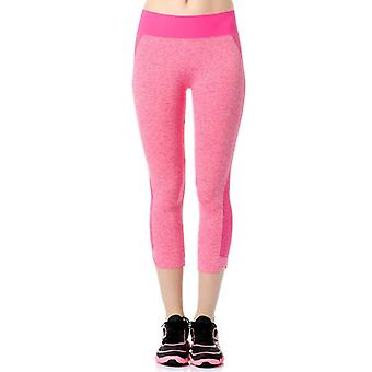 Guillaume - Womens-baft - Melange rose - Leggings Active