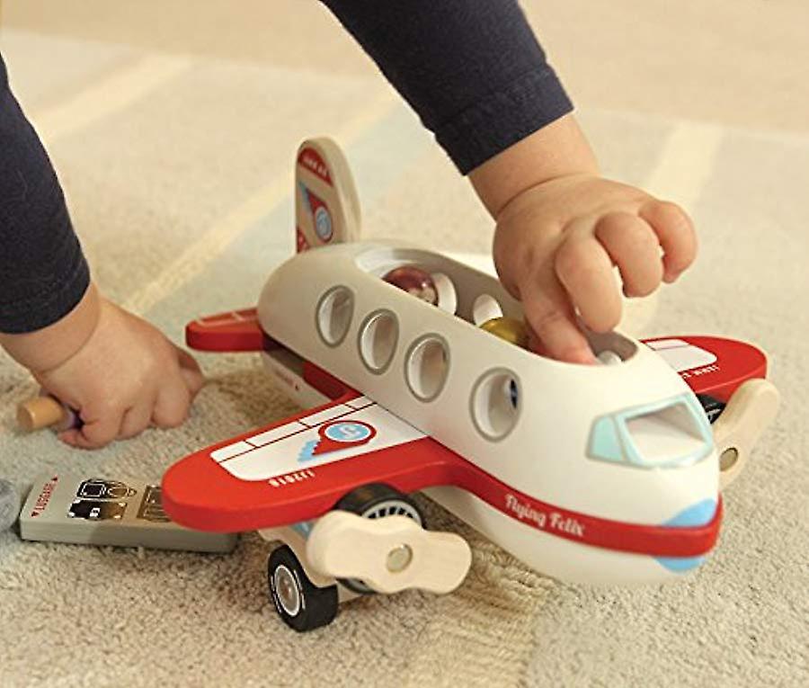 Houten speelgoed Indigo Jamm vliegen Felix