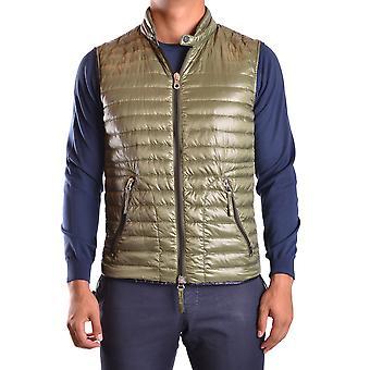 Duvetica Ezbc181002 Men's Green Nylon Vest
