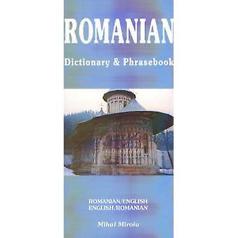 Romanian-English/English-Romanian Dictionary and Phrasebook by Mihai
