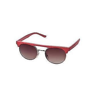 Le Specs Digital Nomad Sunglasses (Watermelon/Gold)