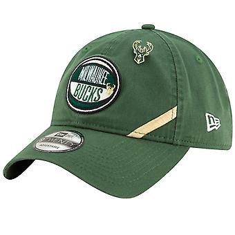 Nya era 9Twenty Cap-NBA 2019 förslag Milwaukee Bucks