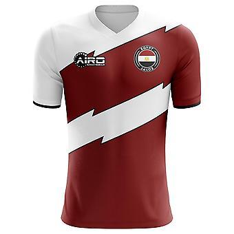 2019-2020 Egypten hjem koncept fodbold skjorte-små drenge