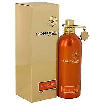 Fleurs d'orange Montale par Montale Eau De Parfum Spray (unisexe) 3.4 Oz (femmes) V728-540121