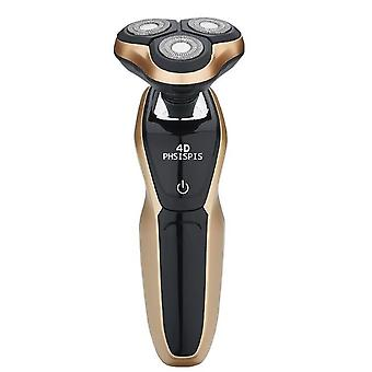 S5001 wireless shaver with nose, hair and beard trimmer