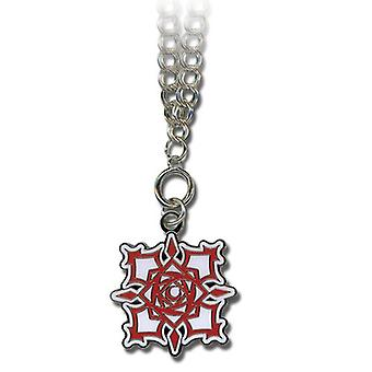 Bracelet - Vampire Knight - New Cross Academy Rose Logo Anime Gifts ge6294