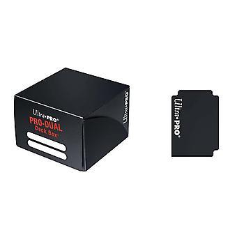 Ultra Pro deck Box PRO-Dual-preto