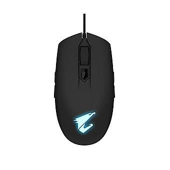 Gigabyte Aorus M2 Optical Gaming Mouse Usb Wired 6200 Dpi 12500 Fps