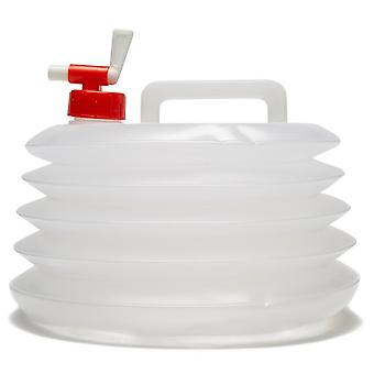 New Vango Foldable 8 litre Water Carrier White