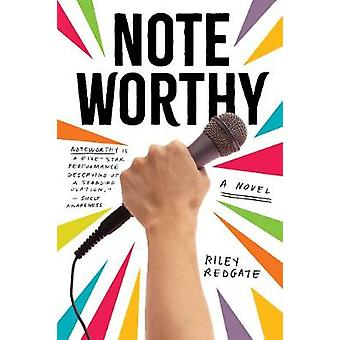 Noteworthy by Riley Redgate - 9781419729720 Book