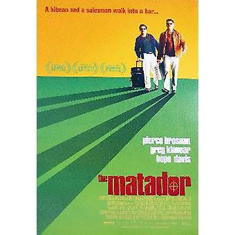 Der Matador (Single Sided Regular) Original Kino Poster