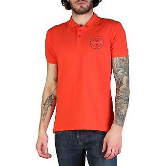 Versace Jeans - Vêtements - Polo - B3GTB7P3-36571-531 - Hommes - Rouge - 48