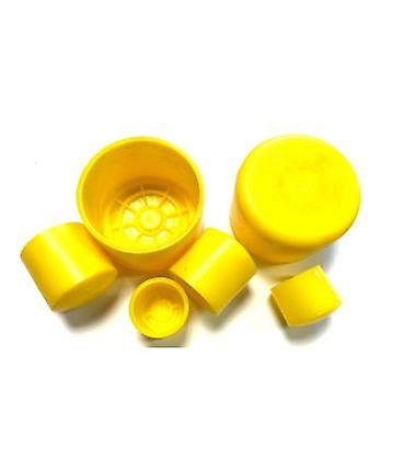 Plastic (ldpe) External End Cap For 100nb (114.3 Mm Od) Pipe