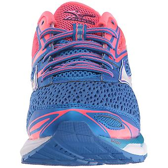 Mizuno Womens Wave Inspire stof lage top Lace up running sneaker