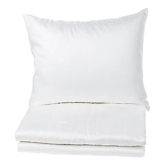 Snipe duvet Cover Set white bamboo Andy