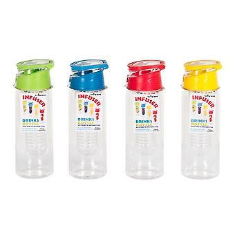 Wham Storage Infuser dranken fles met ingebouwde infusie stok