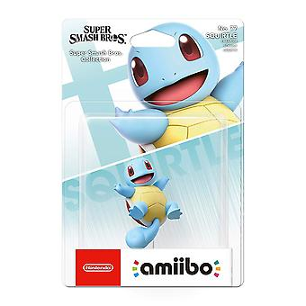Nintendo Amiibo Personagem - Squirtle Super Smash Bros. Collection Switch