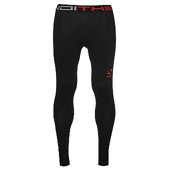 Sondico heren thermische Panty's Baselayer elastische bodems thermische legging