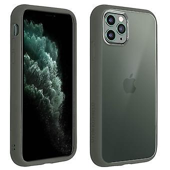 Apple iPhone 11 Pro Case, Changable Bumper + Rear, Grey, Rhinoshield