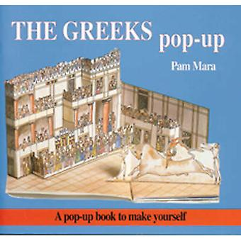 The Greeks Popup  Popup Book to Make Yourself by Pam Mara