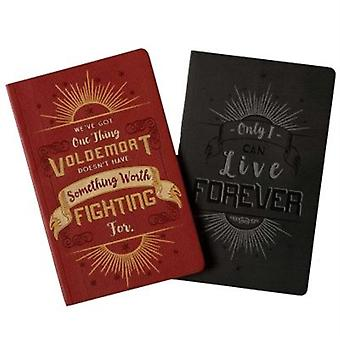 Harry Potter Character Notebook Collection. Set of 2 Harry
