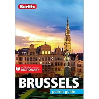 Berlitz Pocket Guide Brussels Travel Guide with Dictionary