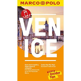 Venice Marco Polo Pocket Travel Guide  with pull out map