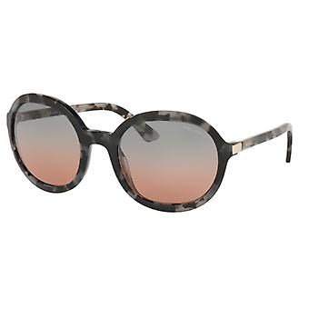 Prada SPR09V Blue Grey Scale Degraded Brown