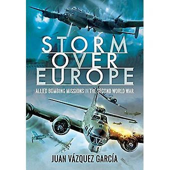 Storm Over Europe by Juan Vzquez Garca