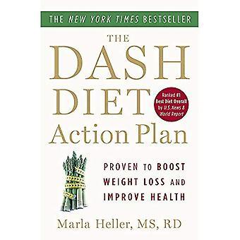 Dash kosthold handlingsplanen: Bevist å lavere blodtrykk og kolesterol uten medisiner (Dash kosthold bok)