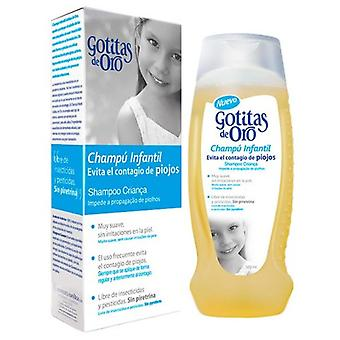 Instituto Español Gold Drops Shampoo 500 ml