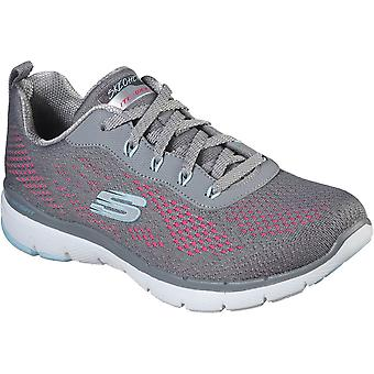 Skechers Womens Flex Appeal 3.0 Pure Velocity Trainers