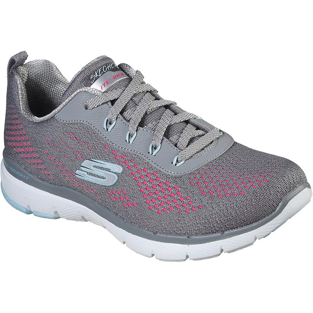 Skechers Womens Flex Appeal 3.0 Pure Velocity Trainers vW66R
