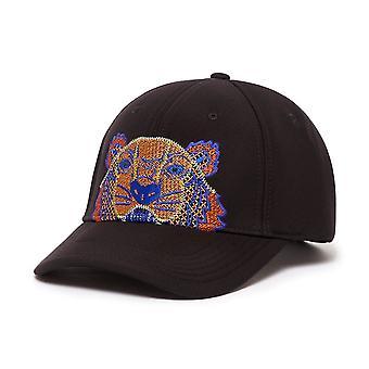 - Kenzo , Usa 5ac301 F22 99a Tiger neopren baseball cap - svart