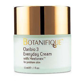 Botanifique Claribio 3 Everyday Cream-for ongelma iho 50ml/1.7 oz