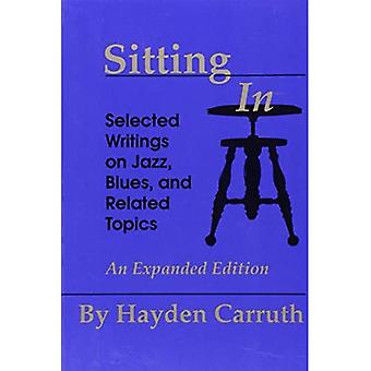 Sitting in