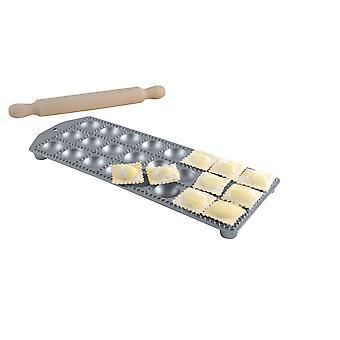 Eppicotispai Ravioliform mit Rolling Pin, 24 Runde Löcher