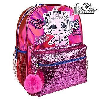 School Bag LOL Surprise! 72674 Fuchsia