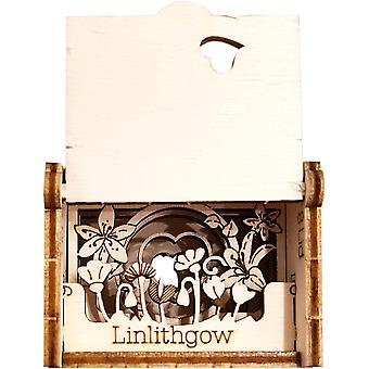 Box Silhouette Flowers with Linlithgow by Pop Up Designs