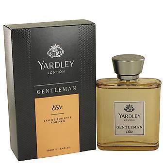 Yardley herrasmies eliitti eau de toilette spray by yardley london 538441 100 ml