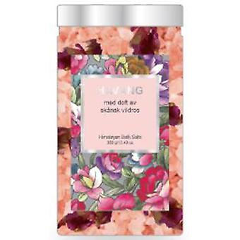 Bath salts Haväng Scanian Wild rose with rose petals