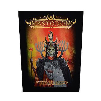 Mastodon keizer van zand Rugopnaaier