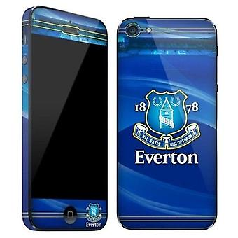 Officielle FC skins til iPhone 5/5s/SE-EVERTON
