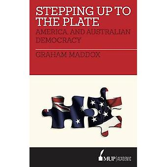 Stepping Up to the Plate by Graham Maddox - 9780522870329 Book