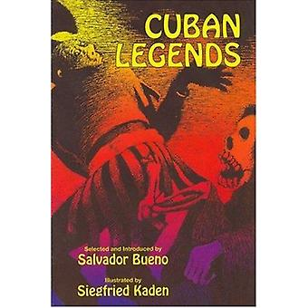 Cuban Legends by Salvador Bueno - Salvador Bueno - 9781558762848 Book