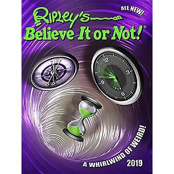 Ripley's Believe It or Not! 2019 - 9781847948335 Book