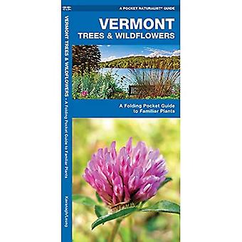 Vermont Trees & Wildflowers: An Introduction to Familiar Species (Pocket Naturalist Guides)