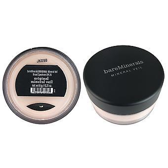 Bareminerals original voile minéral finition visage poudre originale spf 25 0.21 oz